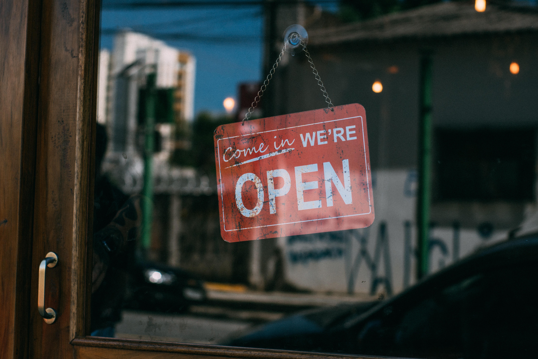 les clients ouverts a la demache